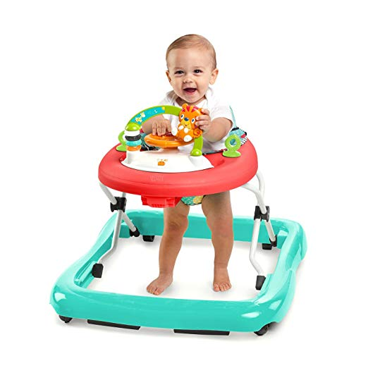 Bright Starts Roaming Safari Walk-A-Bout Walker